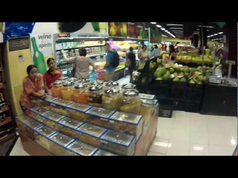 Bali Island  Super Market Hardys 22 09 2012