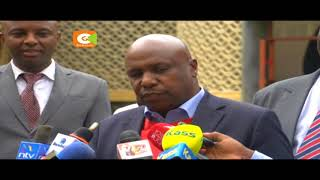 Gideon Moi: I will reject Cabinet post