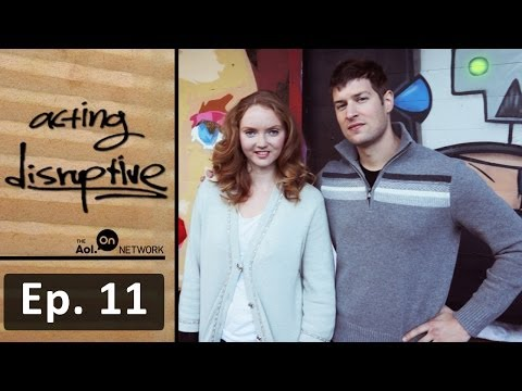 Lily Cole, Impossible  Ep. 11  Acting Disruptive
