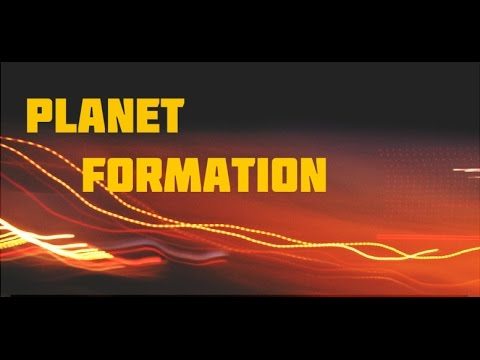 Science Documentary: Planet formation, a documentary on elements, early earth and plate tectonics