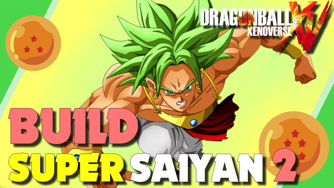Build Dragon Ball Xenoverse