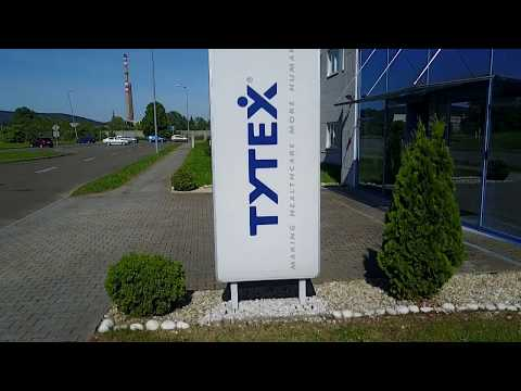 Medical garments production at Tytex Operations Slovakia