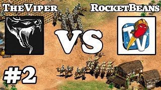 TheViper vs RocketBeansTV | Game 2