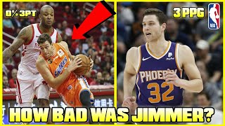 Just How BAD Was JIMMER FREDETTE In His NBA COMEBACK? | Will The SUNS Resign Him Next Season?
