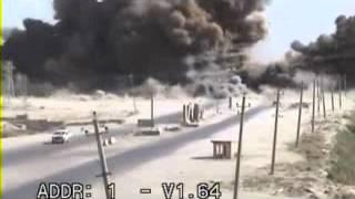 Truck Explosion Iraq