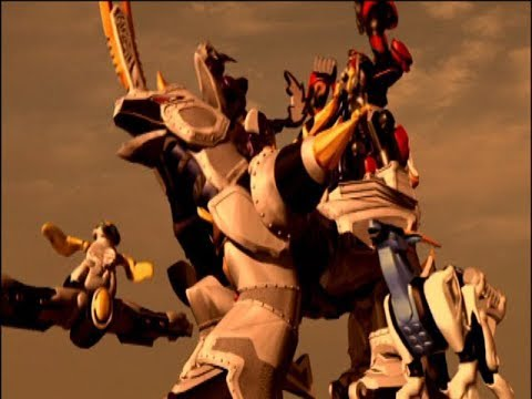 Stampede formation first megazord battle power rangers jungle stampede formation first megazord battle power rangers jungle fury episode 22 voltagebd Gallery