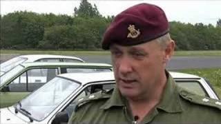 Jægerkorpset om protection team soldater fra hjemmeværnet
