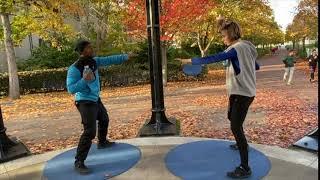 1_Waterbottle Workout_Single arm punsh