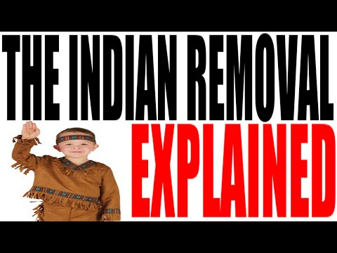 The Indian Removal Act Explained in 5 Minutes: US History Review
