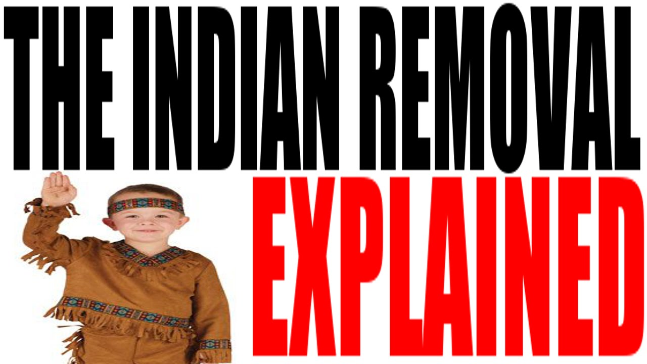 Indian Removal Act Andrew Jackson the indian removal act explained in 5 minutes: us history review