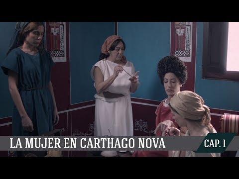 La Mujer en Carthago Nova. Capítulo 1: Vida Privada