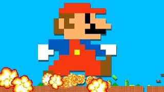 What happens if Super Mario 💥 PARODY Animation