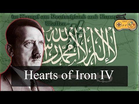 Hearts of Iron IV  Saudi Arabia (1) البداية : المملكة العربية السعودية