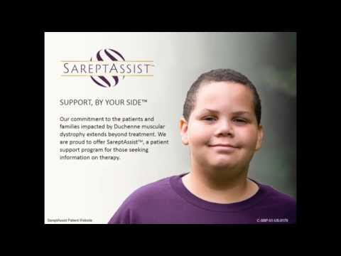 [Webinar] SareptAssist Patient Services Overview - September 2016