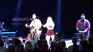 Andy Grammer and Rachel Platten live at OC fair