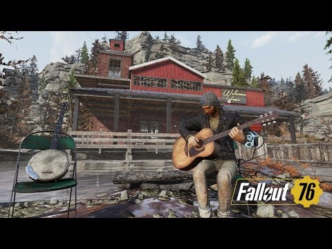 Fallout 76 Best Camp Location (House with a Tower) thumbnail