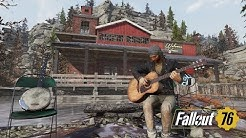 Fallout 76 Best Camp Location (House with a Tower)