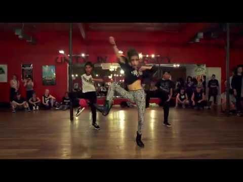 Tinashe & Charli XCX - Drop That Kitty - Choreography by Nika Kljun