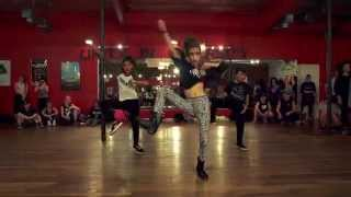 Tinashe & Charli XCX - Drop That Kitty - Choreografia  Nika Kljun