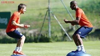 Ασκήσεις ενδυνάμωσης / Strength training exercises