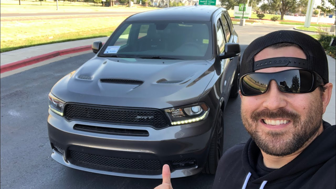Durango Srt Review Its So Good I Reviewed It Twice