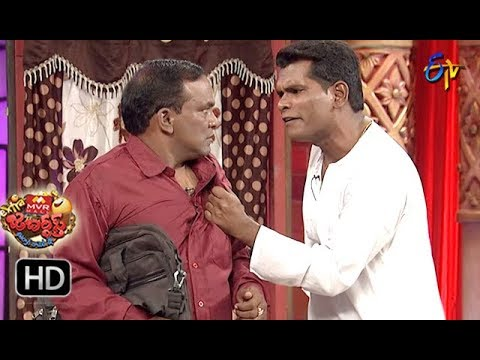Chammak Chandra Performance | Extra Jabardasth | 14th September 2018 | ETV Telugu