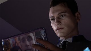 First Look at Connor in Detroit: Become Human