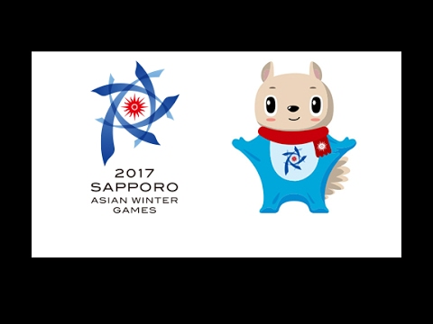 Ceremony Opening of 2017 Asian Winter Games in Sapporo (Sound and Full)