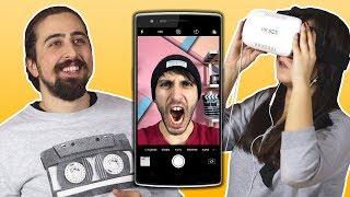 Yetişkinlerin Tepkisi: Sıra Dışı Telefon Uygulamaları 2