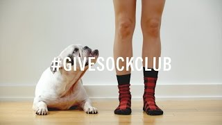 Give Sock Club