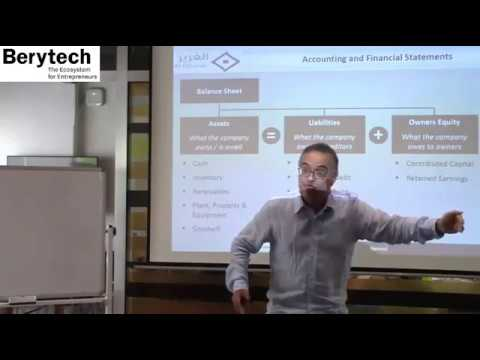 Investment Management Fundamentals and Company Valuation part 1- Constantin Salameh
