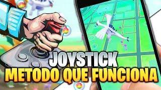 COMO Jugar con JOYSTICK Android 7 8 9 & 10 Pokemon GO (ACTIVAR LA CAMARA) Actualizacion NUEVO METODO