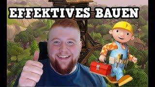 EFFEKTIVES BAUEN! NENN MICH BOB | Fortnite Battle Royale Deutsch