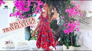 Ios, Greece! Solo Travel Vlog!! Greek Party Island Pt 2