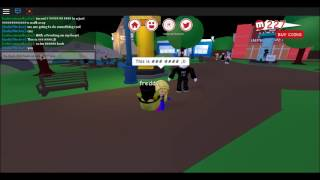 Emily's first roblox vid
