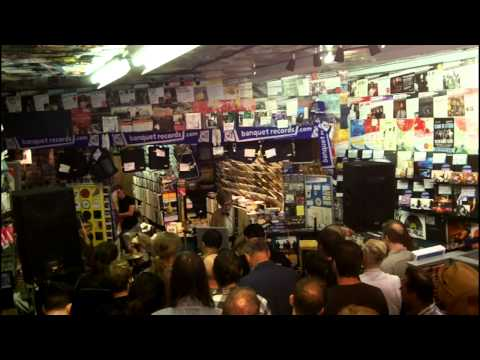 Public Service Broadcasting at Banquet Records