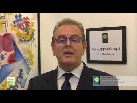 Video Invito alla 10^ Edizione di Green Globe Banking