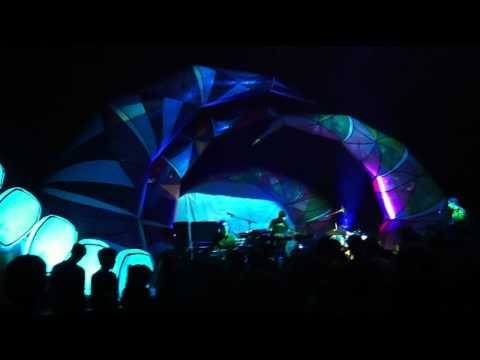 Animal Collective - New Town Burnout [LIVE in Philadelphia 10.03.12]