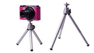 Универсальный настольный мини штатив для фотоаппарата, телефона, видеокамеры(, 2016-05-22T23:20:16.000Z)