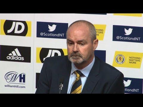 Scotland 1-2 Russia - Steve Clarke & Stanislav Cherchesov Full Post Match Press Conferences