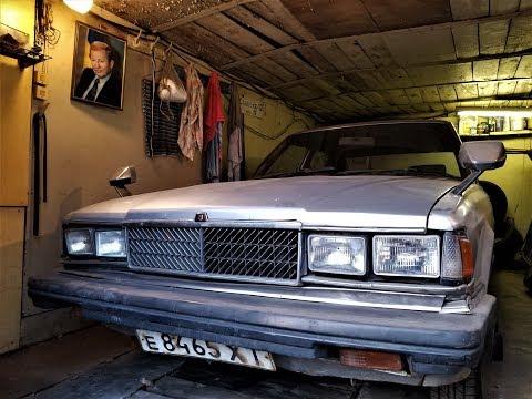 ГАРАЖНЫЕ НАХОДКИ !! Toyota Corona Mark II !! Japan's Retro Car ПОЕХАЛИ СМОТРЕТЬ