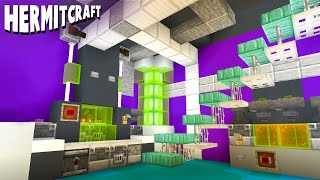 Laboratory of a Mad Scientist! :: Hermitcraft 7