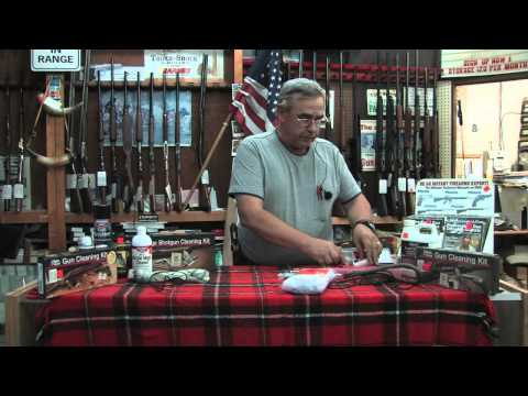 Gun Cleaning Supplies