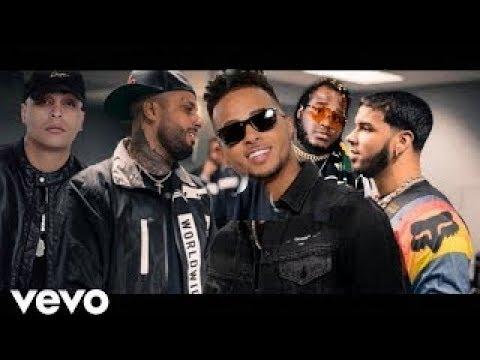 Sech Ft. Darell & Nicky Jam, Ozuna ,Anuel AA - Otro Trago (Remix)(Video Music) By GA