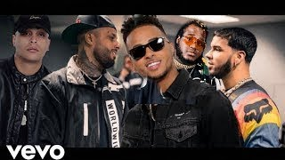 Sech Ft. Darell & Nicky Jam, Ozuna ,Anuel AA - Otro Trago (Remix)(Video Music) By GA