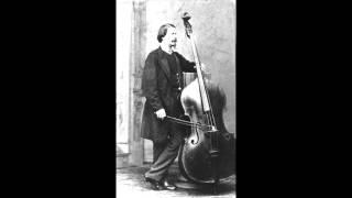 Bottesini Concerto no.2 Bm 1 mov --PLAY ALONG-- Study version slow tempo (80 bpm)