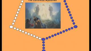 Virtual Rosary - The Luminous Mysteries