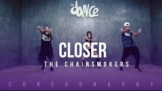 Video Closer - The Chainsmokers - Choreography - FitDance Life download MP3, 3GP, MP4, WEBM, AVI, FLV Maret 2018