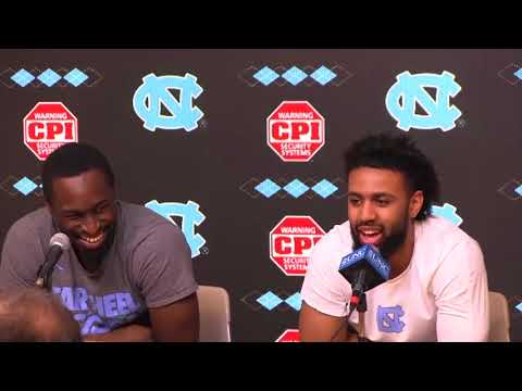 ICTV: Funny Moments from Theo Pinson, Joel Berry Press Conference