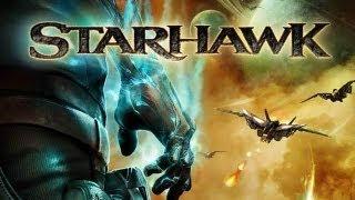 Обзор игры Starhawk
